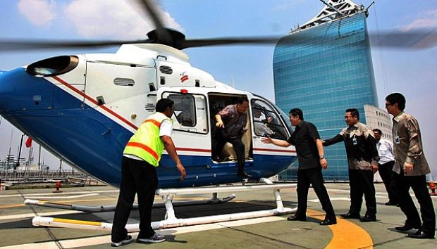 sewa helikopter murah